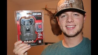 Stealth Cam QS12K Unboxing and Setup