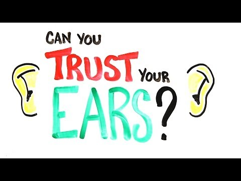 Your Ears Can Be Fooled With Illusions As Easily As Your Eyes