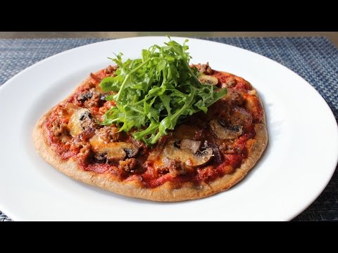 Spelt Pizza Dough Recipe – How to Make Pizza with Spelt Flour