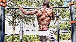 Street Workout - Everyday is Training Day! Bertrand mbi
