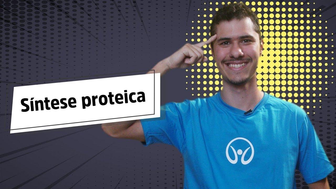 Síntese proteica