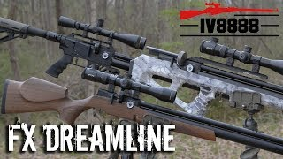 fx airguns dreamline - मुफ्त ऑनलाइन वीडियो