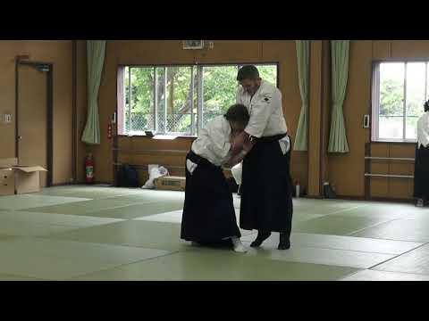 62 Daito-ryu Aikijujutsu Demonstration