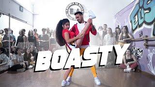 BOASTY   Wiley, Sean Paul, Stefflon Don Ft. Idris Elba | Choreography By Emir Abdul Gani