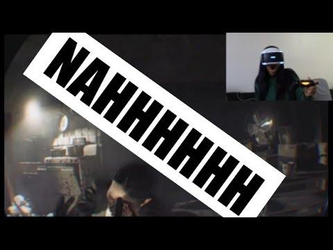 PlayStation VR : Scariest Game EVER | KITCHEN | #PARISREACTS