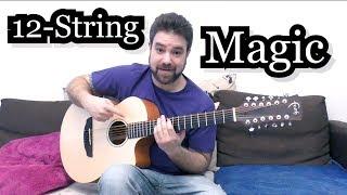 Lesson: Unlock the Magic of 12-String Fingerstyle Guitar [Tutorial w/ TAB]   LickNRiff