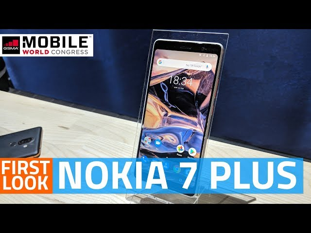 Nokia 7 Plus vs Nokia 8 Sirocco: Price, Specifications