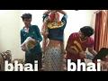 Bhai-Bhai fight  AIB mummy  bada Bhai Vs chota Bhai   mummy prank in Hindi  HD