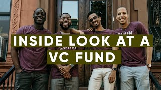 An Inside Look At Building A Venture Capital Firm with Harlem Capital | John Henry Vlog