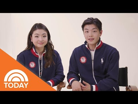 What Maia And Alex Shibutani Would Tell Their Younger Selves | TODAY