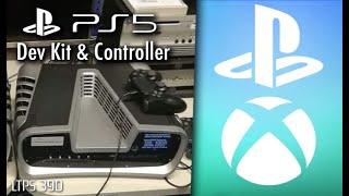 PS5 Dev Kits & DualShock 5 Prototype Leaks. PS5/Scarlett Specs Very Similar. - [LTPS #390]