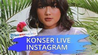 Marion Jola Gelar Konser Live di Instagram untuk Galang Dana Hadapi Wabah Covid-19