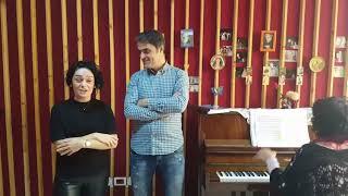 Soprano Ramona Tullumani dhe tenori Armaldo Kllogjeri ftojnë publikunn