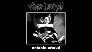 Vidas Mínimas - Antonin Artaud (Cover Bauhaus)