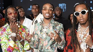 Migos Fight With Chris Brown & Joe Budden At BET Awards 2017