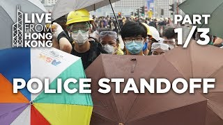 LIVE IN HONG KONG 9: So Many Armed Police! thumbnail