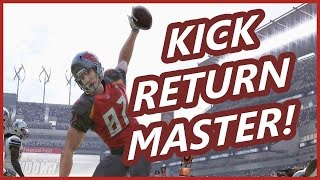KICK RETURN MASTER!! - Madden 16 Ultimate Team | MUT 16 XB1 Gameplay
