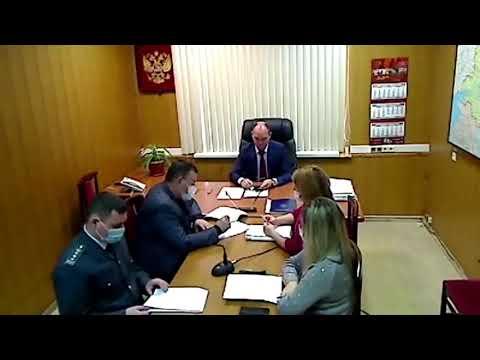 Публичные обсуждения результатов правоприменительной практики Управления в 2020 году на территории Волгоградской области