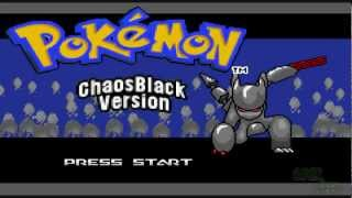preview picture of video 'Lets Play: Pokemon Chaos Black- Episode 1: The Journey Begins'
