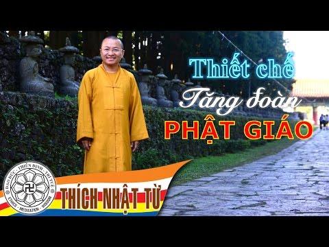 Thiết chế Tăng đoàn Phật giáo (11/2005)
