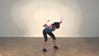 3. Zpevnění horní poloviny těla - NUTREND - Ve formě a krásná s o Olgou