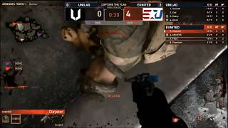 Clayster shooting bodies.... (CWL Championship 2018)