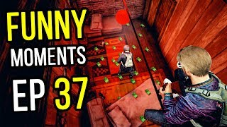 PUBG: Funny Moments Ep. 37
