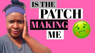 Xulane Side Effects and Why I Stopped  Using the Birth Control Patch 2019