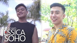 "Kapuso Mo, Jessica Soho: Tinutukso noon, ""Hu u"" na kayo ngayon!"