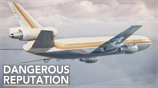 How This Plane Earned A Dangerous Reputation: The DC-10 Story