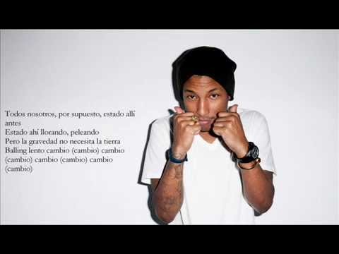 Pharrell Williams - Just a cloud away traducida al español