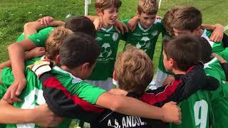AS ANDOLSHEIM U 11 VS FC HORBOURG WIHR