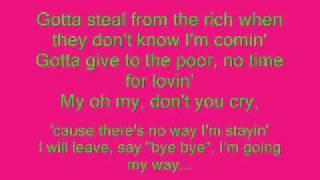 aqua - my oh my lyrics