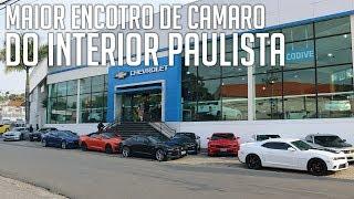 Encontro de Camaros e Corvettes