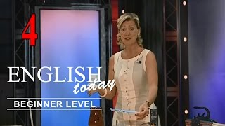 Learn English Conversation - English Today Beginner Level 4 - DVD 4