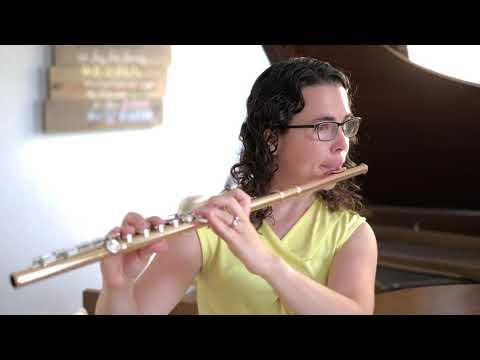 Whitney Kelley Flute Studio Intro