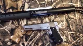 Mech tech CCU (Carbine Conversion Unit) Close Up Review