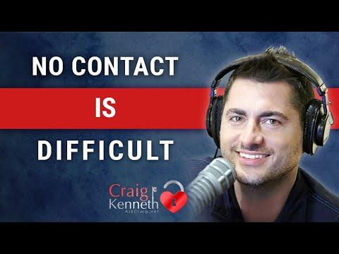 No Contact Feels Unbearable