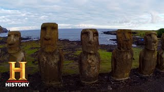Ancient Aliens: The Easter Island Mystery (Season 13) | History