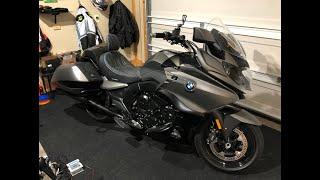 INNOVV K2 on BMW K1600B