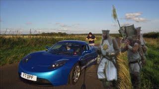 Tesla Roadster Review coming soon!