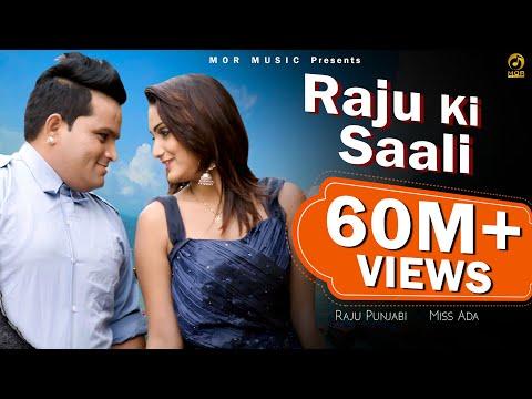 Download Raju Ki Saali || Raju Punjabi & Miss Ada || New Haryanvi D J Song 2019 || Mor Music HD Mp4 3GP Video and MP3
