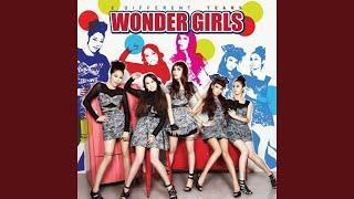 Wonder Girls - 2 Different Tears (Karaoke ver.)