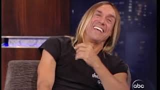 Iggy Pop Interview [Live On TV]