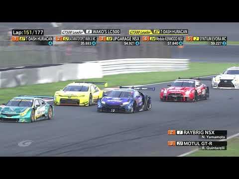 スーパーGT第5戦富士500マイルレース レース実況動画 PART19