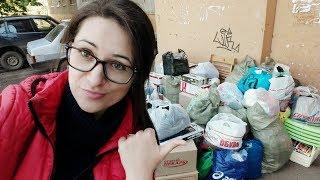 VLOG: Расхламляя квартиру потеряли попугая?!