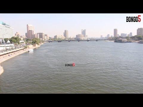 HUU NDIO MTO NILE CAIRO/YAFAHAMU MANUFAA YAKE KWA WAKAZI WA MISRI/UMEPITA KATIKATI YA CAIRO