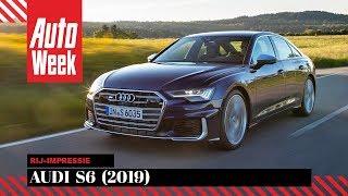Audi S6 (C8) 2019 - dabar