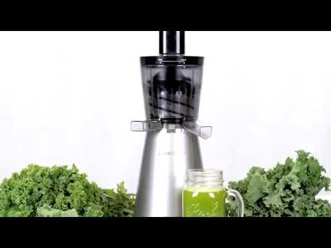 Worlds Best Juice Machine from Juicepresso the Cold Pressed Juicer