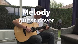 Lost Frequencies Ft. James Blunt   Melody (guitar Cover)
